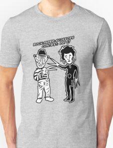Ec & Fred Scissors Contest Unisex T-Shirt