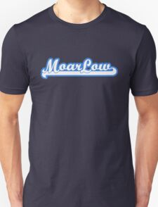MoarLow (blue) T-Shirt