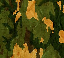 Camouflage pattern by pASob-dESIGN