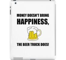 Beer Truck Happiness iPad Case/Skin
