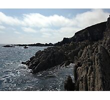 Ballycotton Rocks, Co. Cork, Ireland Photographic Print