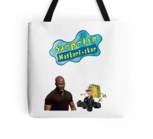 Surprise Motherf*cker Spongebob Tote Bag