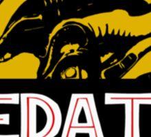Monster Movie Mash-up Sticker