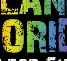 Pray for Change Orlando! Sticker