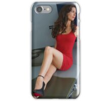 Harvard NZ1078 iPhone Case/Skin
