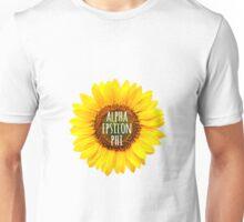 AEPhi Sunflower Unisex T-Shirt