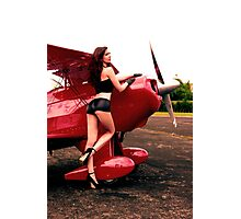 Pitts Special Photographic Print