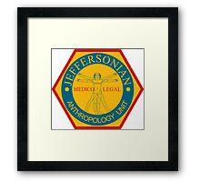 Jeffersonian Framed Print