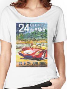 LeMans 62 Women's Relaxed Fit T-Shirt