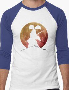 Kenshin into the Dark Men's Baseball ¾ T-Shirt