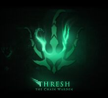 Slick Thresh Logo Design! by Extraqt