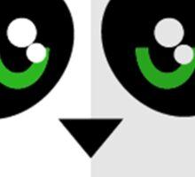 Zoo-Panda Sticker