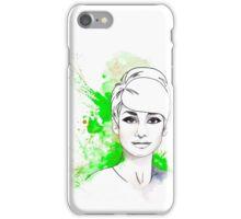 Audrey#11 iPhone Case/Skin