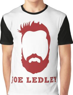 Joe Ledley Graphic T-Shirt