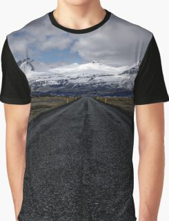 Off to Höfn Graphic T-Shirt