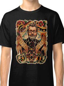 Mike Pike Portrait Classic T-Shirt