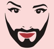 Conchita Wurst by xtotemx