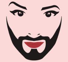 Conchita Wurst by xtotemx