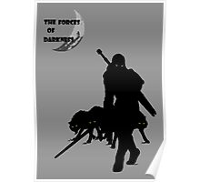 The Forces of Darkness Poster