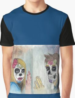 Dia Del Juicio Final Graphic T-Shirt