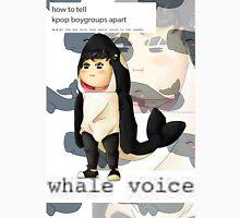 Bang Yong Guk - Precious Whale Baby Unisex T-Shirt