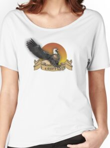 Griffin Banner Women's Relaxed Fit T-Shirt