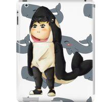 Bang Yong Guk - Precious Whale Baby iPad Case/Skin