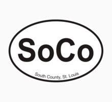 SoCo Sticker by William Fehr