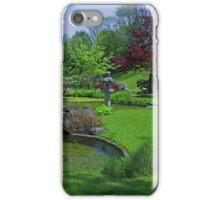 Spring in the Schedel Garden iPhone Case/Skin