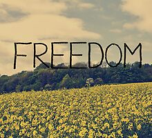 Freedom by Charlotte O'Daly
