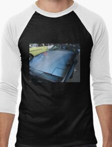 Mirror Hood Men's Baseball ¾ T-Shirt