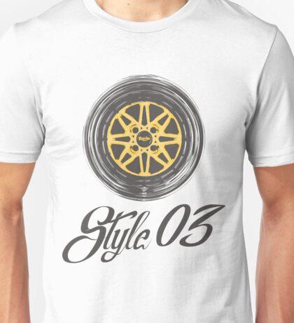 Equip 03  Unisex T-Shirt