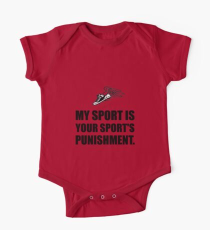 Your Sports Punishment One Piece - Short Sleeve