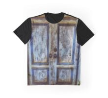 """""""Beach Door"""" painterly iPhoneography Graphic T-Shirt"""