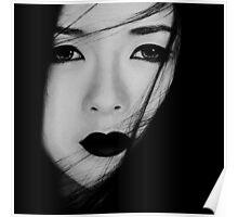 Gothic geisha Poster