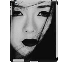 Gothic geisha iPad Case/Skin