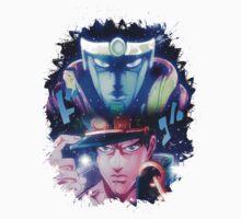 JoJo's Bizarre Adventure Jotaro Kujo/Star Platinum Version 2 by Onimihawk