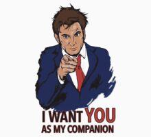 I Want You As My Companion by bethanyyhelenn