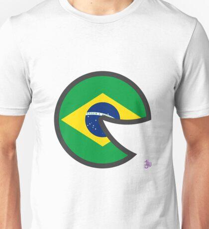 Brazil Smile Unisex T-Shirt