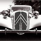 Classic Citroen by Alan Robert Cooke