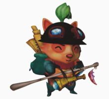 Teemo League of Legends (LoL) by Chizle