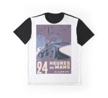 LeMans 54 Graphic T-Shirt