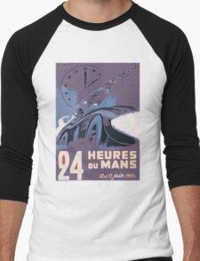 LeMans 54 Men's Baseball ¾ T-Shirt