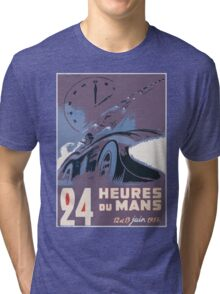 LeMans 54 Tri-blend T-Shirt
