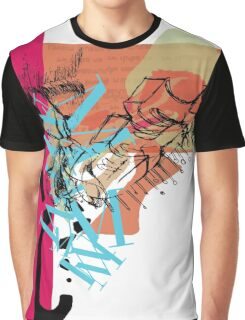Pink Vanity Graphic T-Shirt