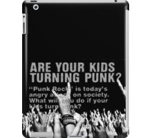 punk!! iPad Case/Skin