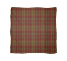 02790 Earle's Flame Fashion Tartan Scarf