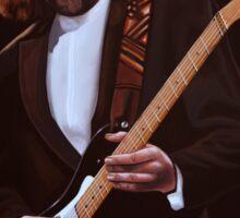 Eric Clapton Painting Sticker
