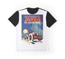 LeMans 31 Graphic T-Shirt