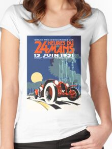 LeMans 31 Women's Fitted Scoop T-Shirt